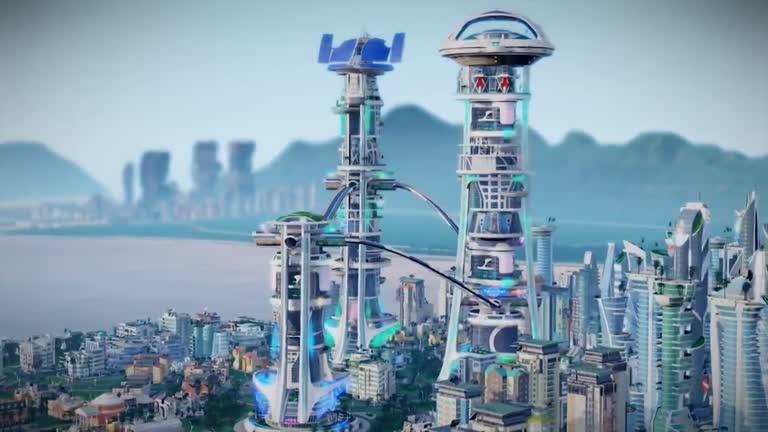Sim City Städte Der Zukunft Deutsches Walkthrough Video Mit Dem