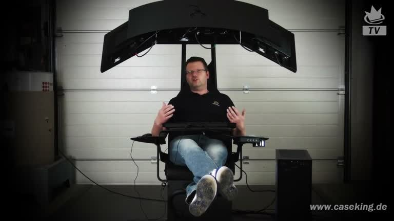 mwe lab emperor chair 1510 einstellbarer sessel mit. Black Bedroom Furniture Sets. Home Design Ideas