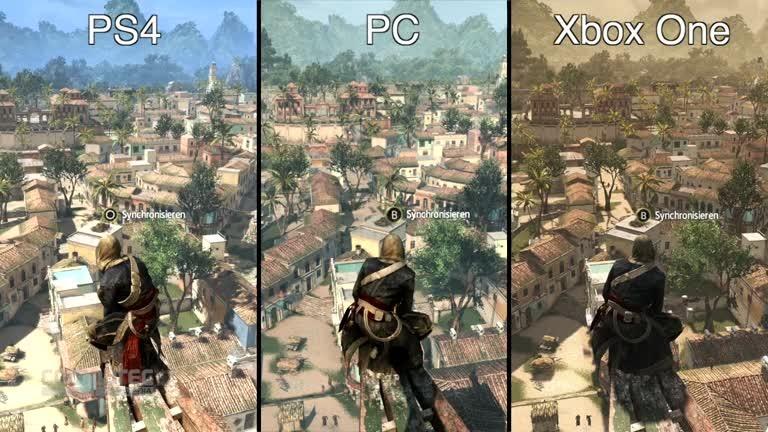 was ist besser xbox oder ps4