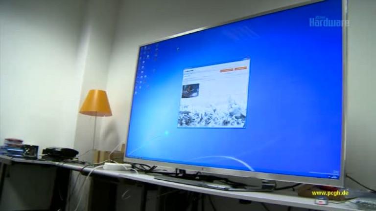 ultra-hd-auflösung fürs wohnzimmer: wenn da nicht der abstand zum, Deko ideen