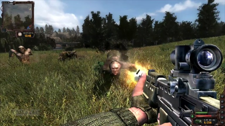 [GameGokil.com] S.T.A.L.K.E.R. Lost Alpha [ISO]