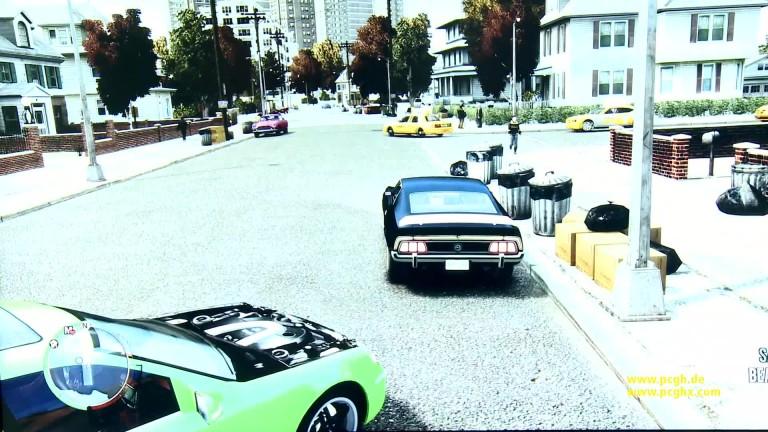 GTA 4 in 4K mit ENB-Series und ProReal-Mod