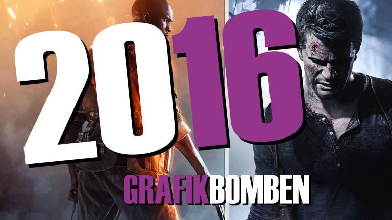 Grafikbomben: Video-Special zeigt die schönsten Spiele 2016