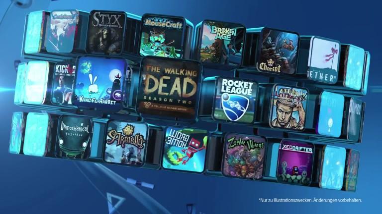 playstation plus die ps4 gratis spiele im mai games fun entertainment. Black Bedroom Furniture Sets. Home Design Ideas