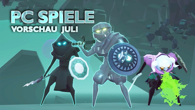 Spiele-Releases Juli 2016 auf PC - mit Ghostbusters, Inside, Fallout Shelter u. m.