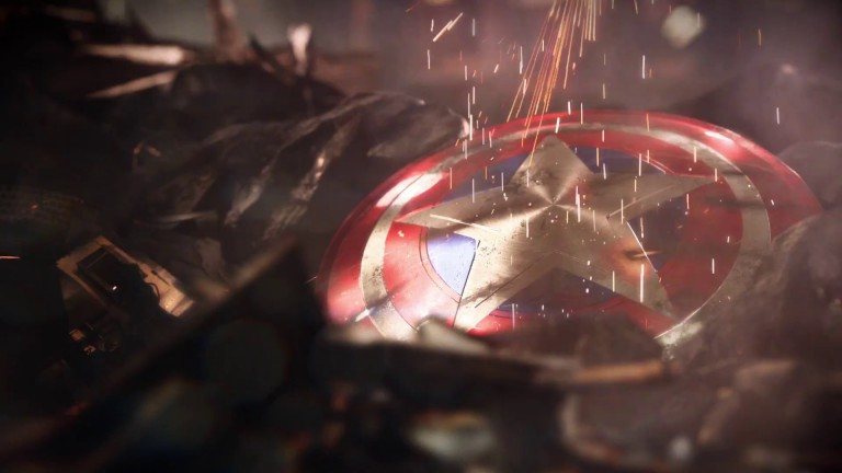 Avengers: First teaser for the game Square Enix and Marvel