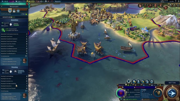 Civilization 6: Neue Zivilisation Indonesien im Vorstellungsvideo