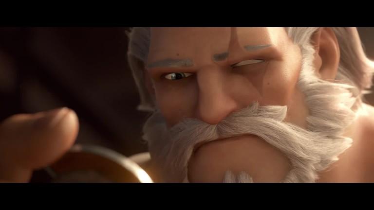 "Overwatch: short animated film by Reinhardt ""f ="" ""glorie ="" ""en ="" ""honor ="""
