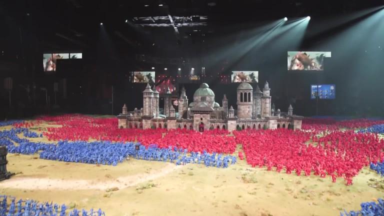 WoW: Weltrekord! Größtes Videospieldiorama zu Battle for Azeroth