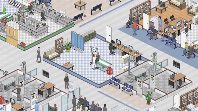 Project Hospital: Erster Trailer zum neuen Krankenhaus-Manager