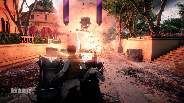 Star Wars Battlefront 2 - Der PCGH-Benchmark 'Naboom!' im Video