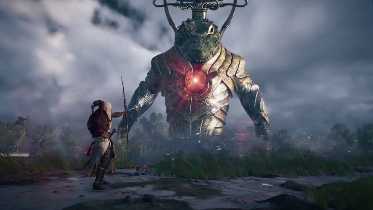 Assassin's Creed: Origins - Sobek im Trailer der