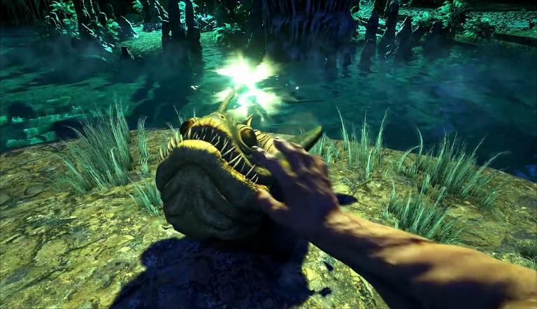 ARK: Survival Evolved - Trailer zum Aberration-Addon