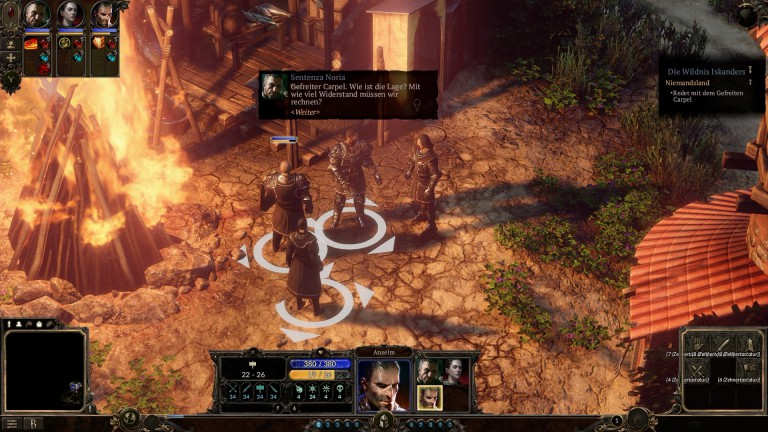 Spellforce 3: Die komplette erste Mission im Gameplay-Video