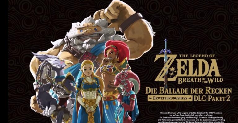 Zelda: Wild Breath - Sage's Ballad