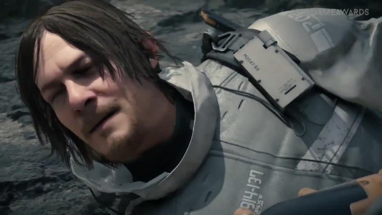 Death Stranding: Neuer Trailer von den Game Awards 2017