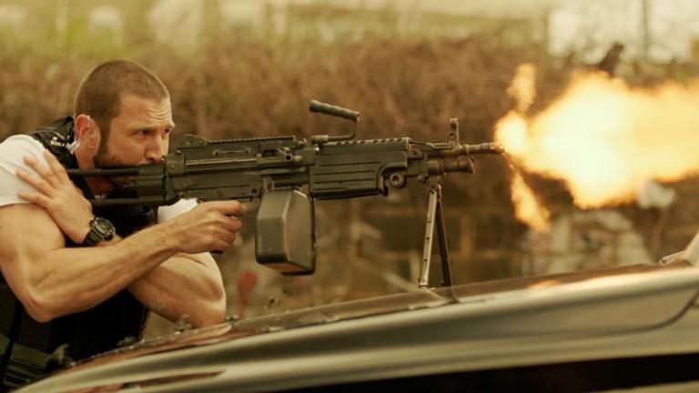 Criminal Squad: Gerard Butler und 50 Cent im neuen Trailer zum Actionkracher!