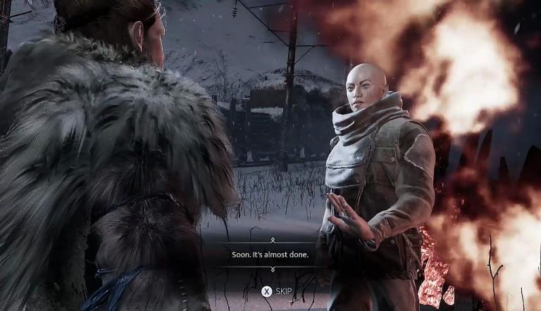 Fade to Silence: Video mit fünf Minuten Gameplay-Szenen