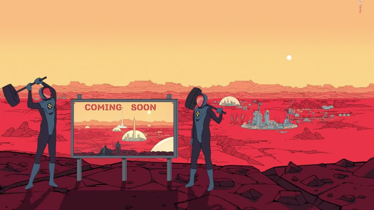 Surviving Mars: Neuer Trailer zeigt den Mars