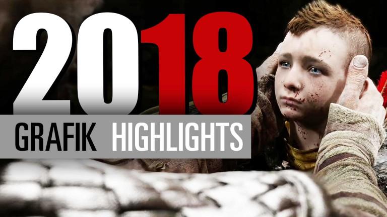 Grafik Highlights 2018: Die schönsten Spiele 2018!