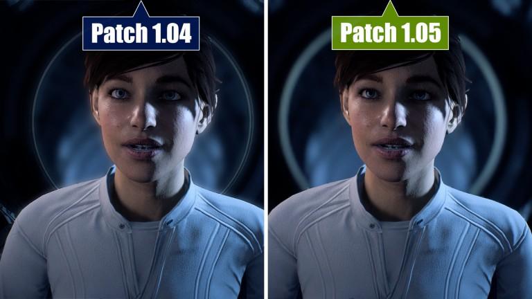 Mass Effect Andromeda Patch 105 Ist Live Erste Reaktionen