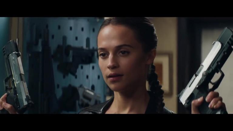 Tomb Raider: Erster offizieller Trailer mit neuer Lara Croft