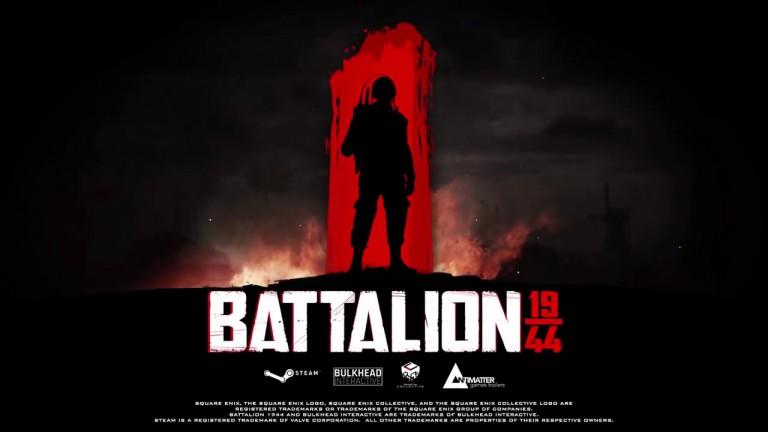 Battalion 1944: Early-Access-Trailer veröffentlicht