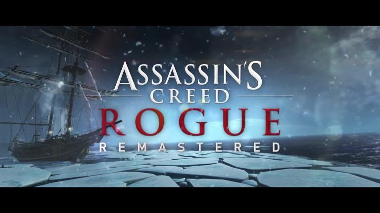 Assassin's Creed: Rogue: Trailer zur Remastered-Version mit Release-Termin