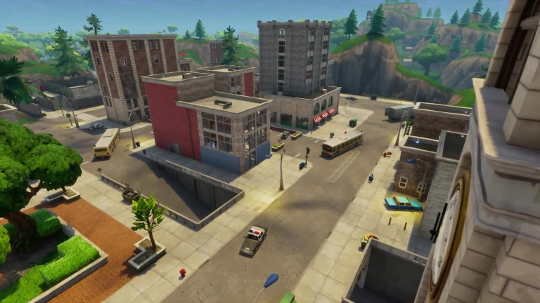 Fortnite: Trailer zum neuen Update der Battle-Royale-Map