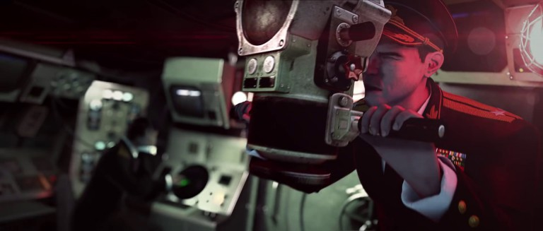 Kursk: Trailer zum Survival-Abenteuer im verunglückten U-Boot