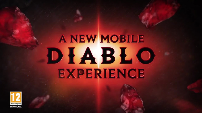 Diablo Immortal: The first game trailer for the mobile branch