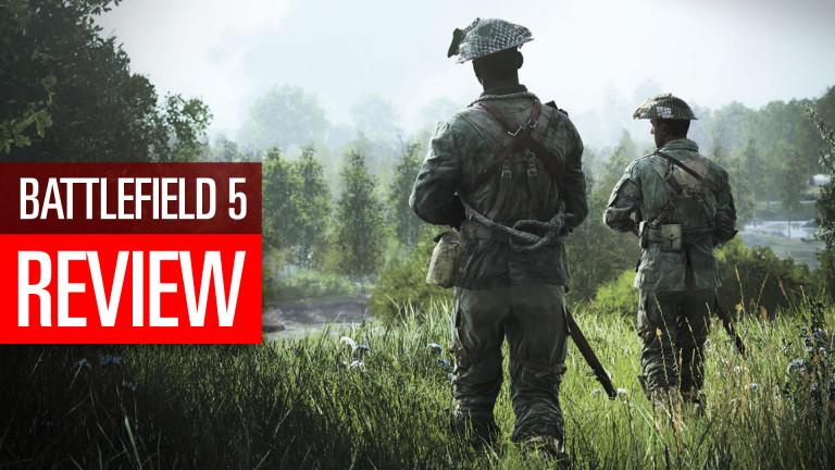 Battlefield 5: The World War II shooter in the test video