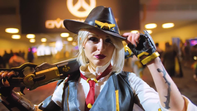Overwatch: Cosplay moments from BlizzCon 2018
