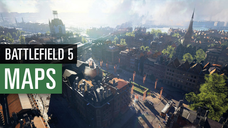 Battlefield 5: These are the new maps