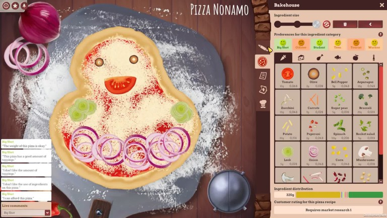 spiel pizza connection