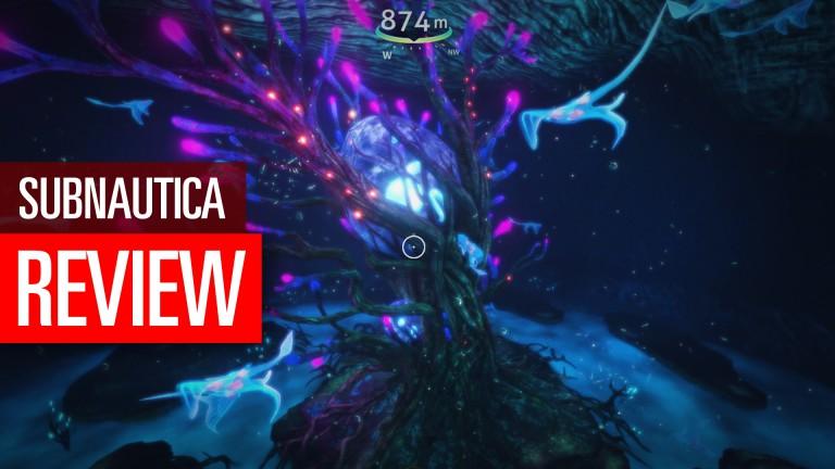 Subnautica im Test-Video: Was hat das Survival-Spiel so drauf?