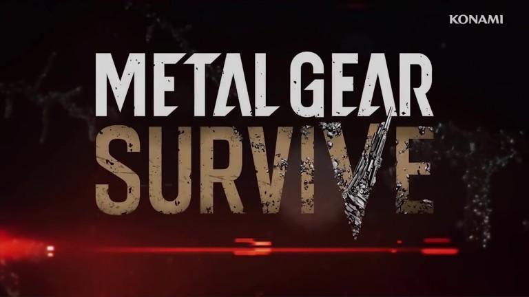 Metal Gear Survive: Im Launch-Trailer lässt es Konami krachen
