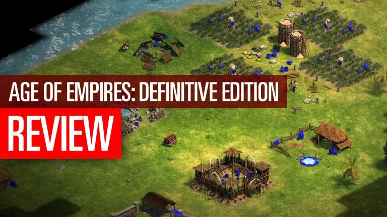 Age of Empires: Definitive Edition - Test-Video zum Strategie-Remaster