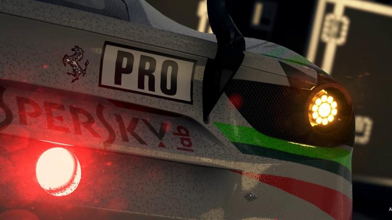 Assetto Corsa Competizione: Ankündigungs-Trailer zur neuen Renn-Sim