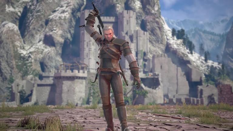 Soul Calibur 6: Neuzugang Geralt aus The Witcher im Trailer