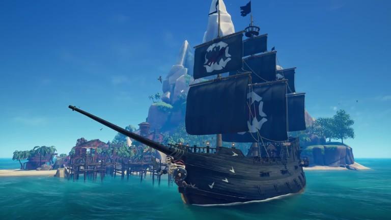 Sea of Thieves: Gameplay Launch Trailer mit Kraken