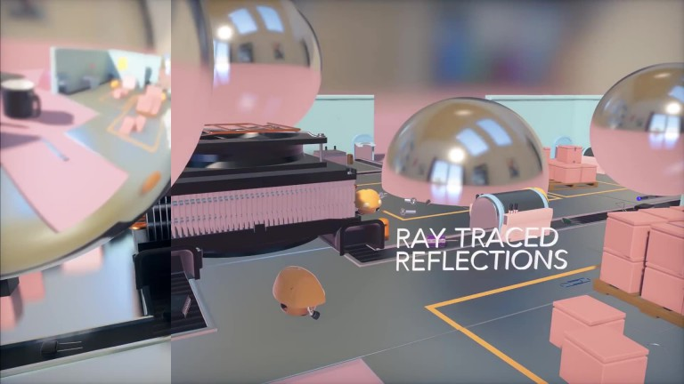 Electronic Arts zeigt Raytracing-Technologie in Pica-Pica-Tech-Demo