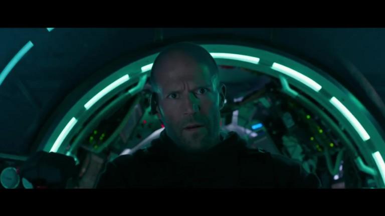 Meg: First action thriller trailer starring Jason Statham