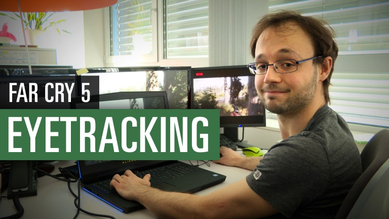Far Cry 5: So funktioniert das Tobii-Eyetracking im Shooter
