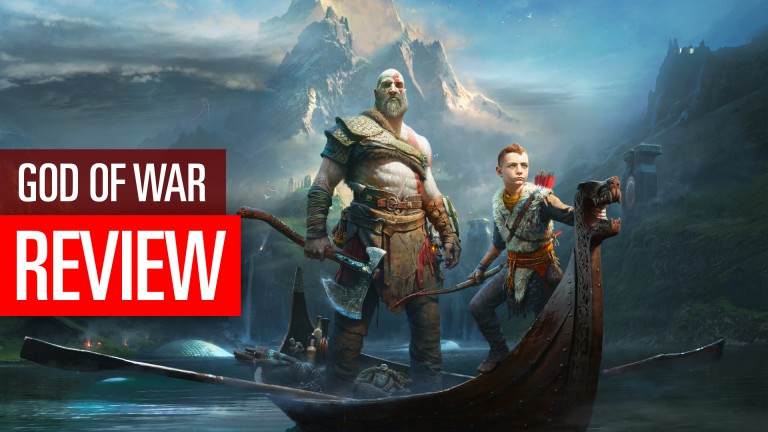 God of War (2018) test video: The new old Kratos