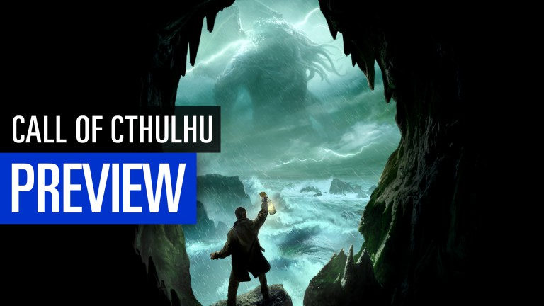 Call of Cthulhu: game preview of the Gravity RPG