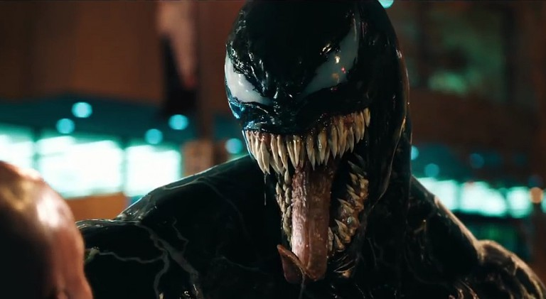 Venom: Offizieller Trailer zum Spider-Man-Spin-off mit Tom Hardy
