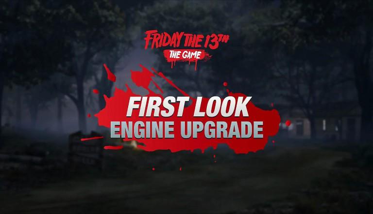 Friday the 13th: Video vergleicht alte mit neuer Grafik