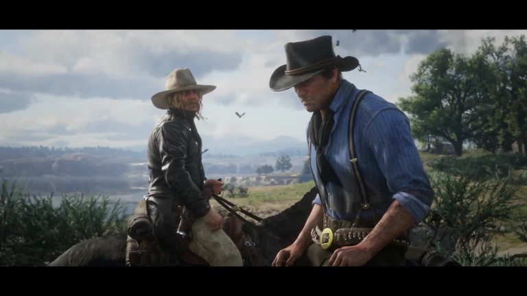 Red Dead Redemption 2: New Preview for the Open Worldwide (German)
