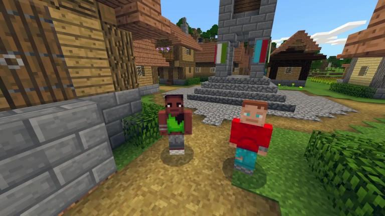 Minecraft Update Bringt Viele Neue Inhalte Und Pandabären - Minecraft spiele kostenlos spielen
